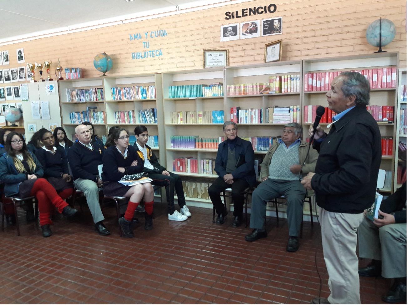 Fundación Siglo XXI  impulsa charla educativa para difundir patrimonio de la Agrupación Raíces del Puerto de San Antonio