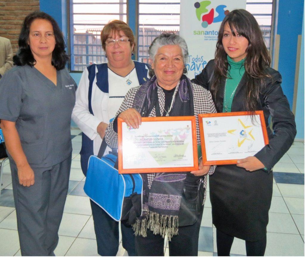 Consejo Local de Salud 30 de Marzo cuenta con Brigada Comunitaria de Salud