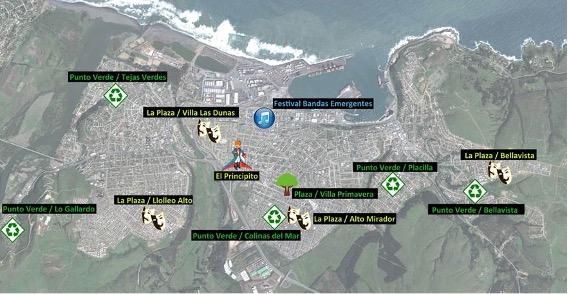 Con el apoyo de División El teniente: Fundación de Desarrollo San Antonio Siglo XXI dio a conocer primeros proyectos para este año