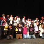 Gracias a Taller de la Fundación Siglo XXI, Escuela de Lo Gallardo recrea leyendas de la zona con Marionetas