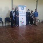 Junta de Vecinos Las Camelias, cuenta con renovado piso en su sede social