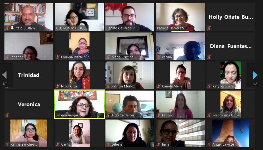 Presentación Programa Mi Primer Rincón Lector 2021