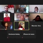 Fundación desarrolla una serie de conversatorios con Organizaciones Sociales Colaboradoras