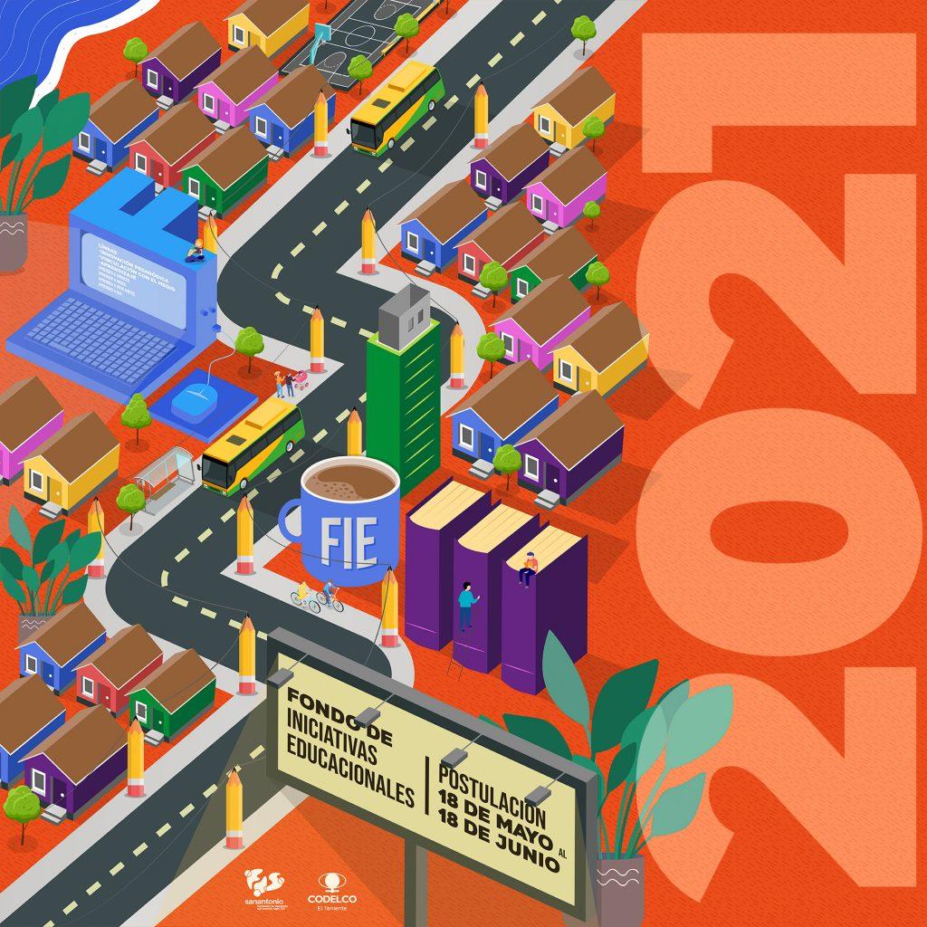 Convocatoria Fondo Iniciativas Educacionales 2021